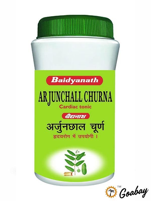Baidyanath, Arjun Churna, арджун чурна, заказать, купить, аюрведа, бад, bio