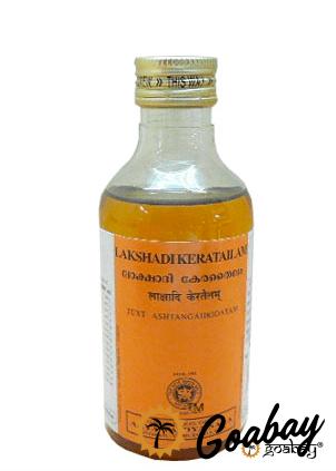 Масло Лакшади, аюрведа, индия, товары из Индии, Oil Lakshadi, Ayurveda, India, products from India
