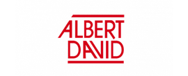 albert david logo