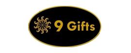 9 gifts logo