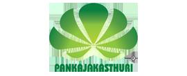 Pankajakasthuri Herbals logo