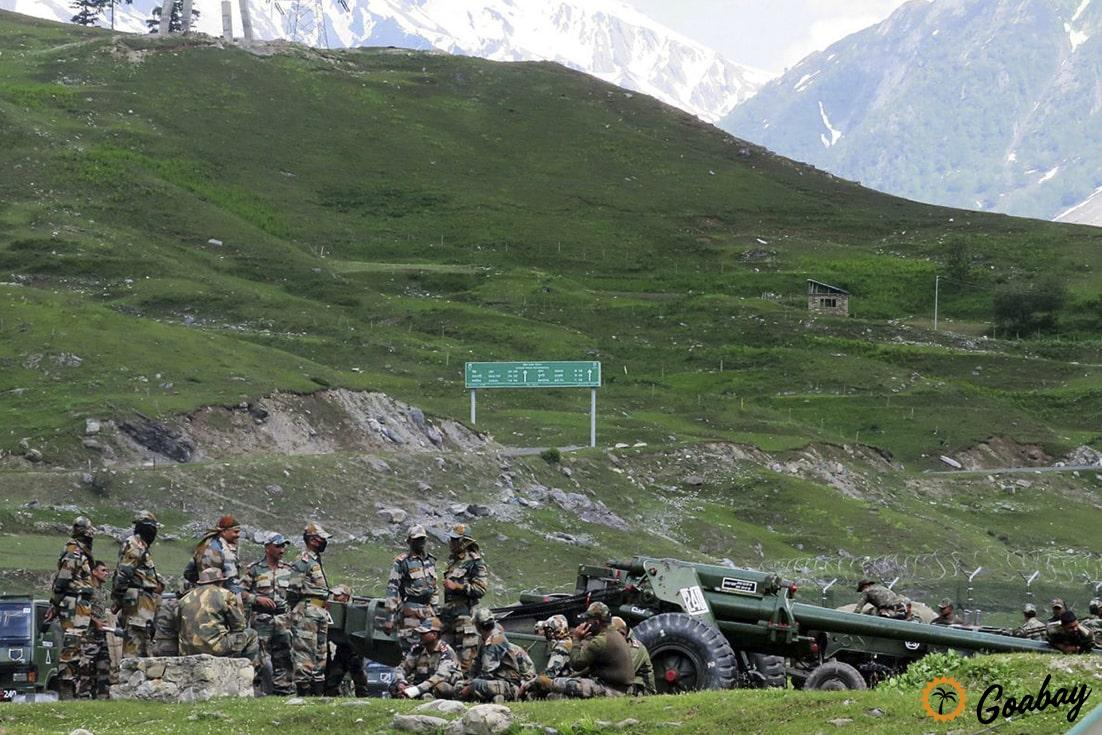 Конфликт Индии и Китая